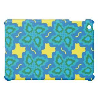Blue and Yellow Abstract Speck Case Case For The iPad Mini