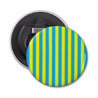 Blue and Yellow Vertical Stripes