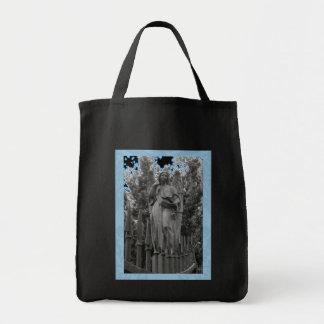 Blue Angel 18 Grocery Tote Bag