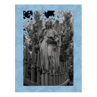 Blue Angel 18 Postcard
