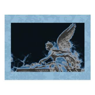 Blue Angel 22 Post Card