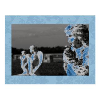 Blue Angel 23 Postcards
