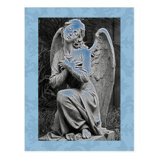 Blue Angel 25 Post Card
