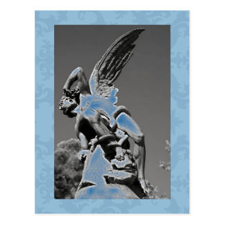Blue Angel 7 Postcard