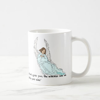 Blue Angel Coffee Mug