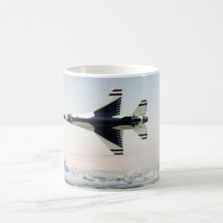 Blue Angel Fighter Jet Coffee Mug