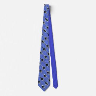 Blue Angel Squadron Tie
