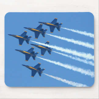 Blue Angels 6 Mouse Pad