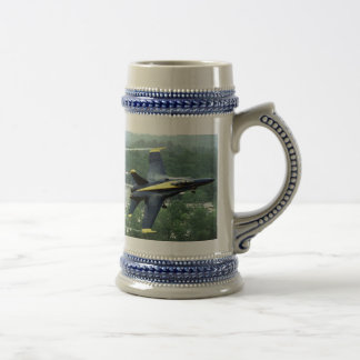 BLUE ANGELS BEER STEIN