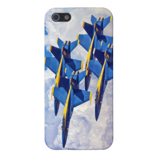 Blue Angels iPhone 5/5S Cover
