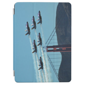 Blue Angels over San Francisco iPad Air Cover