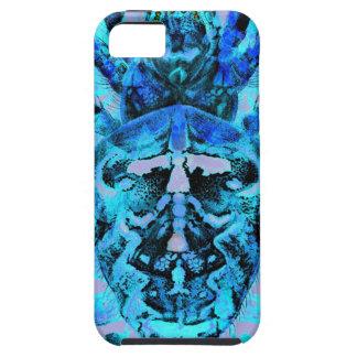 Blue Arachnid iPhone 5 Cover