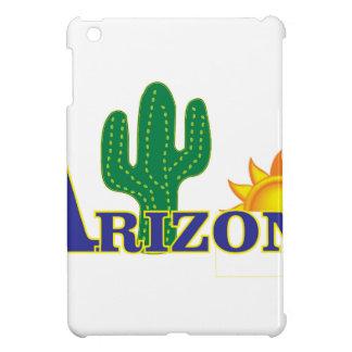 blue arizona iPad mini cover