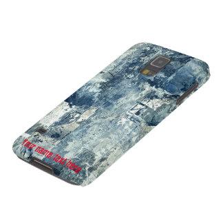 Blue Army Navy Air Force Camo Galaxy S5 Case