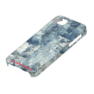 Blue Army Navy Air Force Camo iPhone 5/5S Case