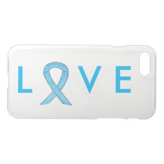 Blue Awareness Ribbon iPhone 7 Case