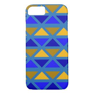 Blue Aztec iPhone 8/7 Case