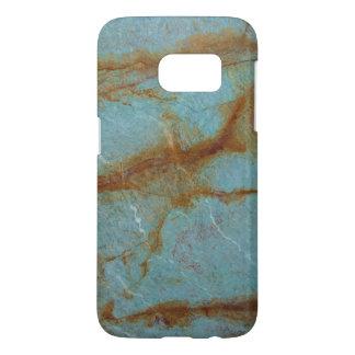 Blue Azure Marble