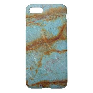 Blue Azure Marble iPhone 8/7 Case