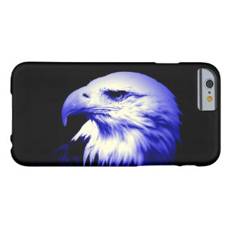 Blue Bald American Eagle iPhone 6 Case