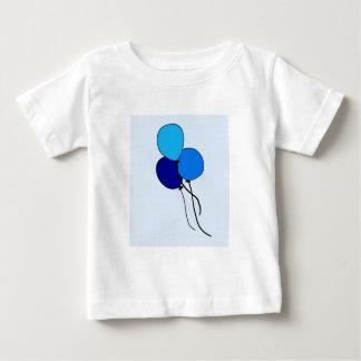 Blue  Ballons Baby T-Shirt