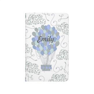 Blue Balloons Journal