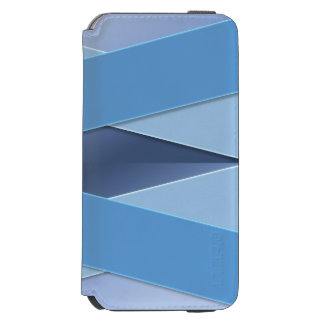 Blue Bands Case Incipio Watson™ iPhone 6 Wallet Case