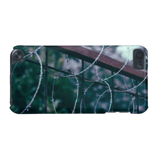 Blue Barb Wire iPod Touch 5G Case