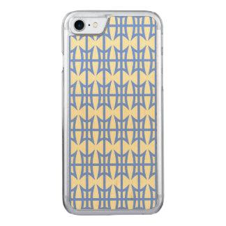 Blue Barbara Carved iPhone 8/7 Case