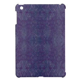 blue baroque iPad mini covers
