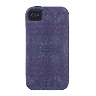 blue baroque iPhone 4 covers