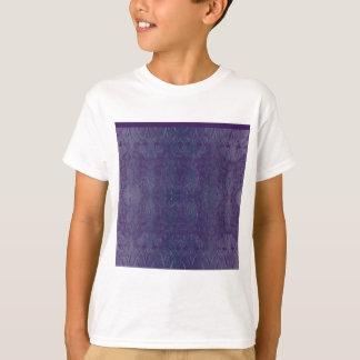 blue baroque T-Shirt