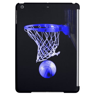 Blue Basketball Case For iPad Air