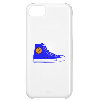 Blue Basketball Sneaker Case For iPhone 5C