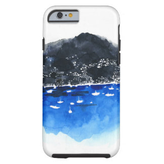 Blue Bay and Sailboats iPhone 6 Case