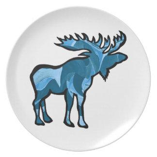 Blue Bayou Plate