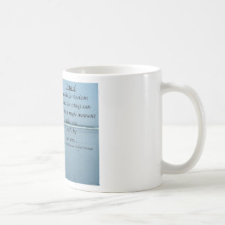 Blue Beach Coffee Mug