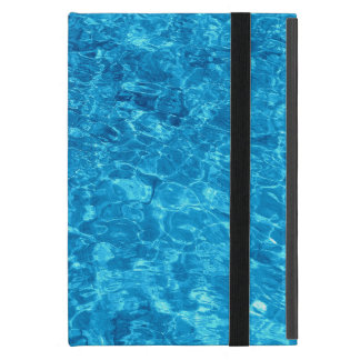 Blue Beach Waters iPad Mini Case with No Kickstand