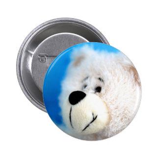 Blue Bear Pins