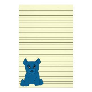 Blue Bear Stationery