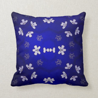 """Blue Beijing "" Cushion"