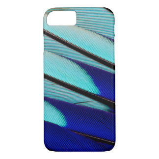 Blue-bellied Roller feathers iPhone 8/7 Case