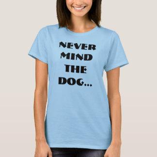 Blue Beware Cami T-Shirt