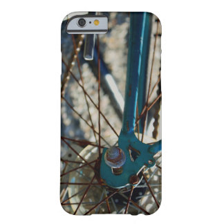 Blue Bike Barely There iPhone 6 Case