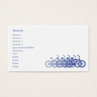 Blue Bike - Business