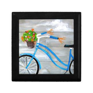 Blue Bike Zazzle Gift Box