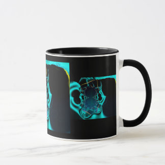 Blue Bikini Babe Mug