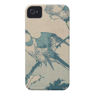 Blue Bird iPhone 4 Case