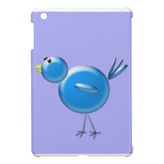 Blue Bird of Happiness... iPad Mini Cover