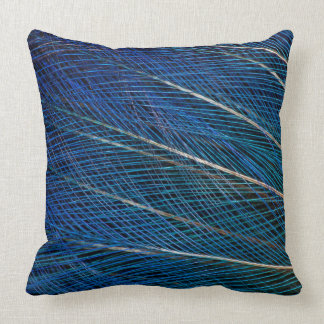 Blue Bird Throw Pillows : Bird Of Paradise Cushions - Bird Of Paradise Scatter Cushions Zazzle.com.au